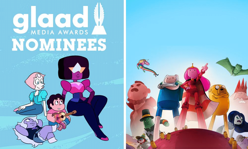 Steven Universe And Adventure Time Nominated For 2019 GLAAD Award For Outstanding Kids And Family Programming