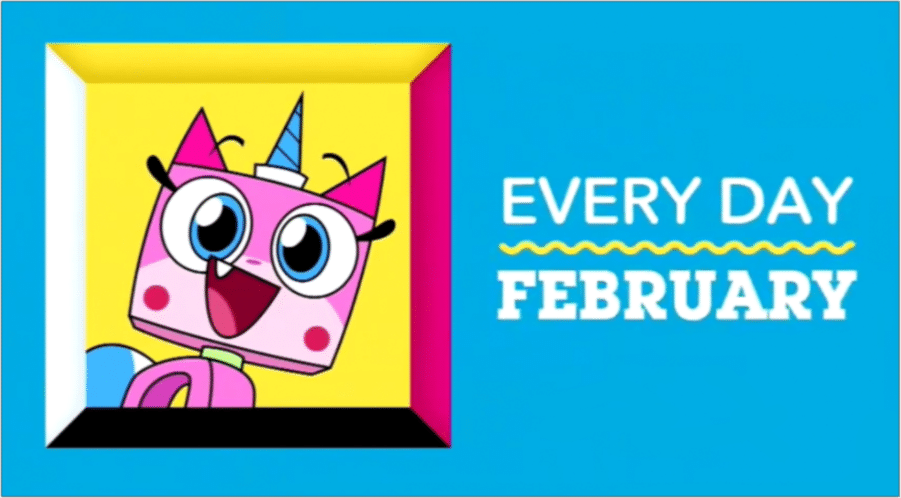 Cartoon Network USA New Unikitty! Episodes Every Day In February
