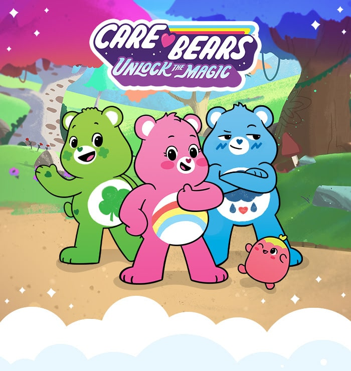 Boomerang USA Newsletter Care Bears: Unlock The Magic Sneak Peek