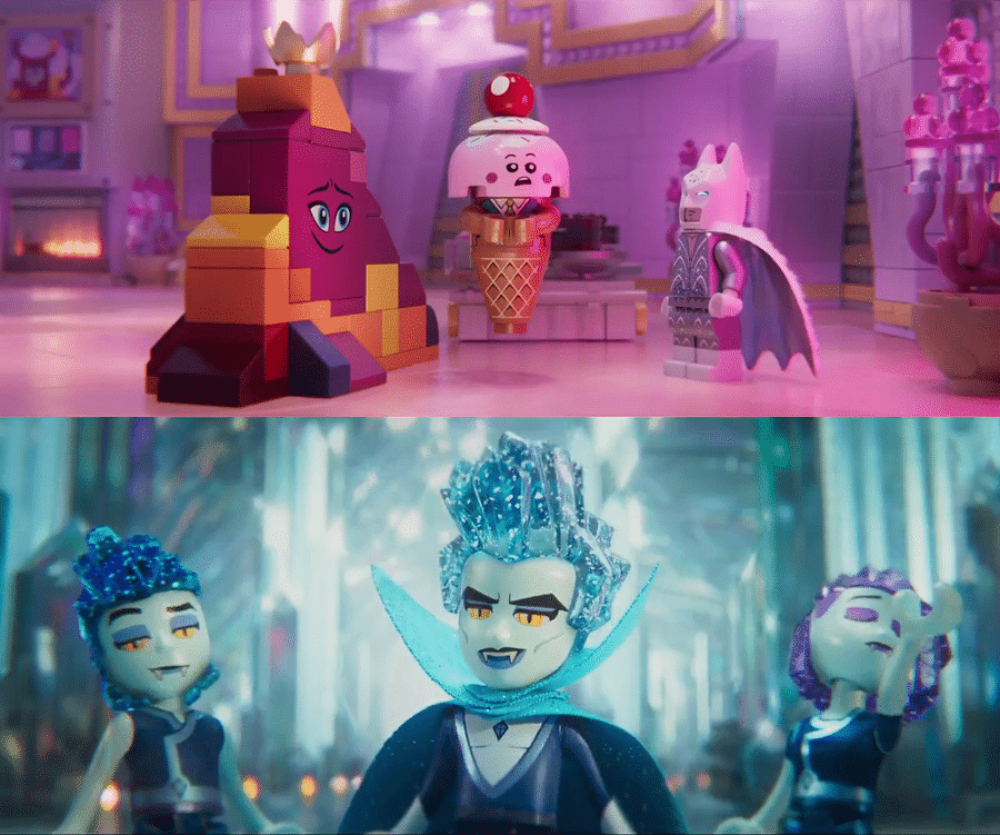 Richard Ayoade And Noel Fielding To Voice Characters In The Lego Movie 2: The Second Part