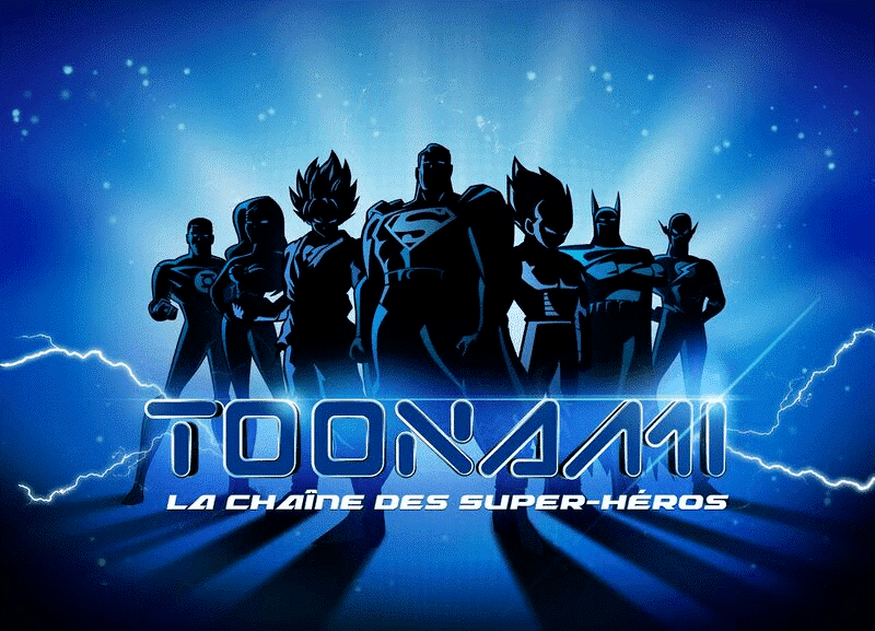 Toonami France Now Represented By FranceTV Publicité For Ad Sales