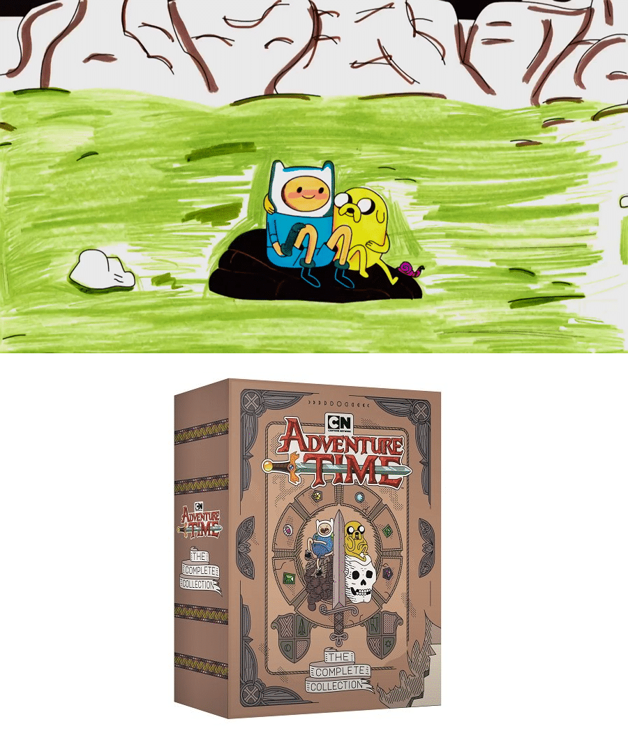 Cartoon Network USA Adventure Time: The Complete Series DVD Box Set To Be Released 30th April