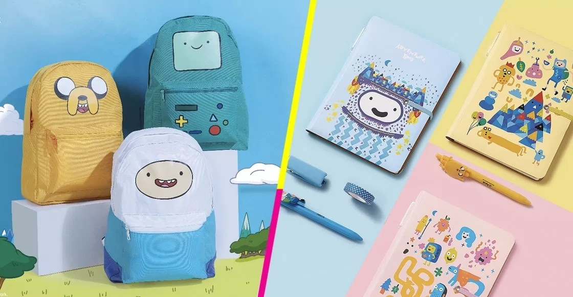 Pan-Asian Discount Retailer Miniso Continue Their Partnership With Cartoon Network For A Range Of Adventure Time Products