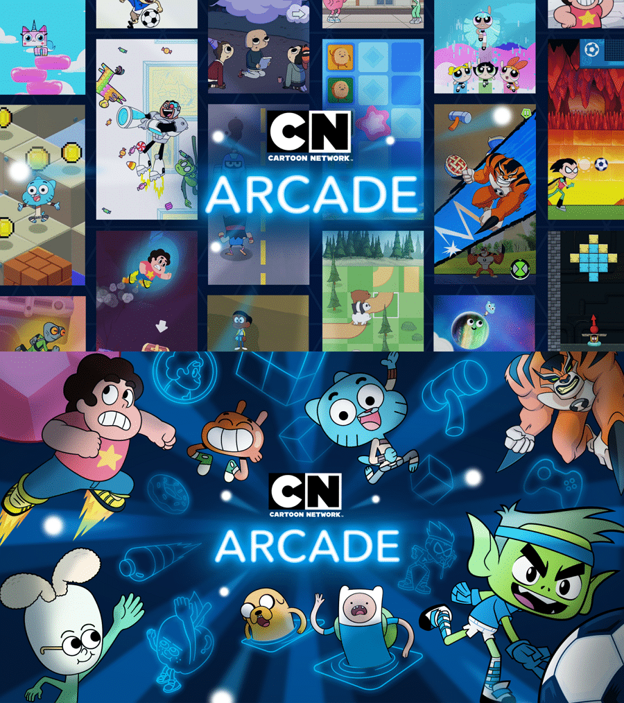 Cartoon Network Games To Launch Cartoon Network Arcade Mobile App On 11th March