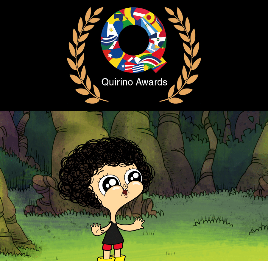 Cartoon Network Latin America's And Copa Studio's Jorel's Brother Nominated For Ibero-American Animation Quirino Award