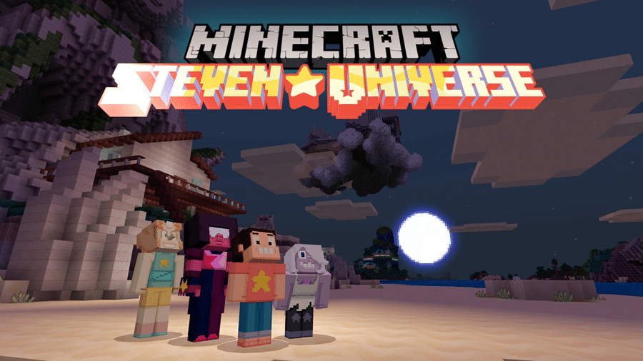 Minecraft Steven Universe Mashup Pack Released Today 26th February