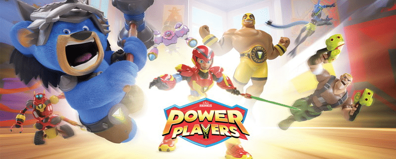 Cartoon Network USA, EMEA And APAC Buys Broadcasting Rights To ZAG's Power Players Animated Series