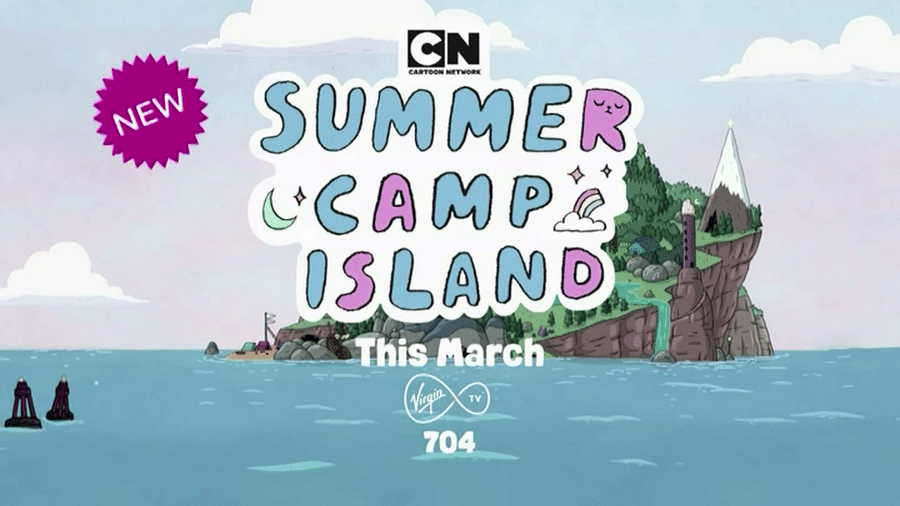 Cartoon Network UK Summer Camp Island Premieres On Monday 4th March
