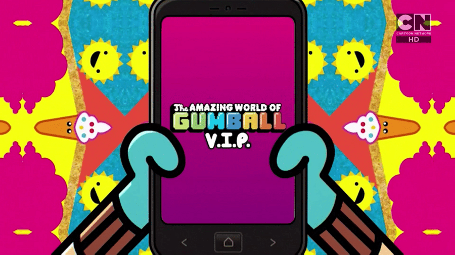 Gumball VIP Interactive Quiz Returns To Cartoon Network UK On 1st April