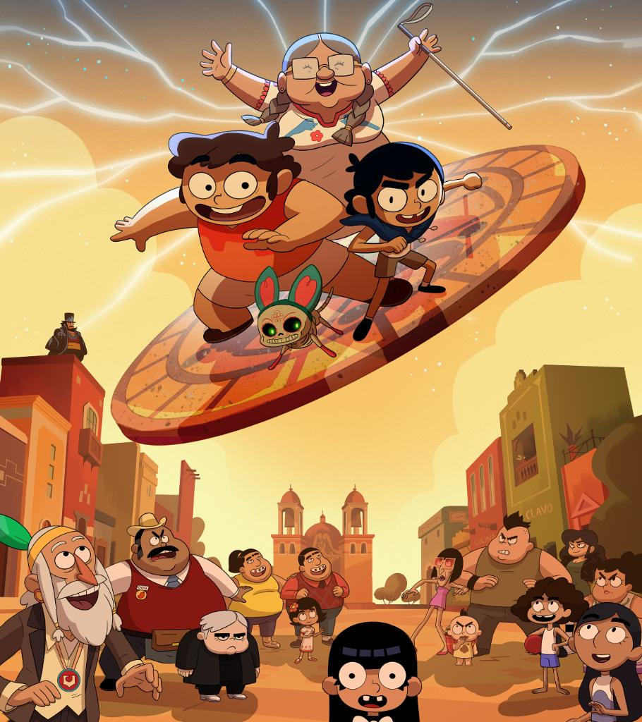 Cartoon Network USA New Show Victor And Valentino Premieres Today 30th March 2019
