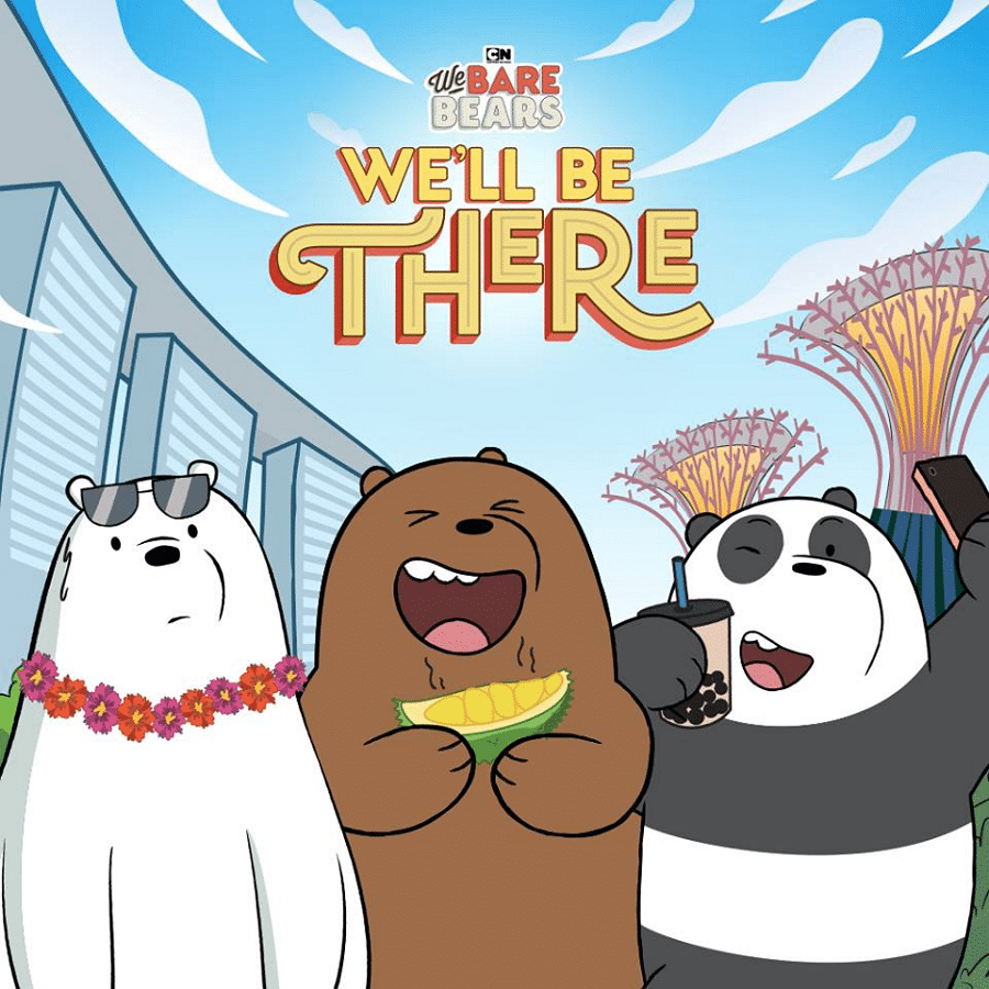 Cartoon Network Asia Pacific To Continue We Bare Bears Marketing Campaign During 2019