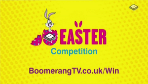 Boomerang UK Easter 2019 Watch And Win Competition