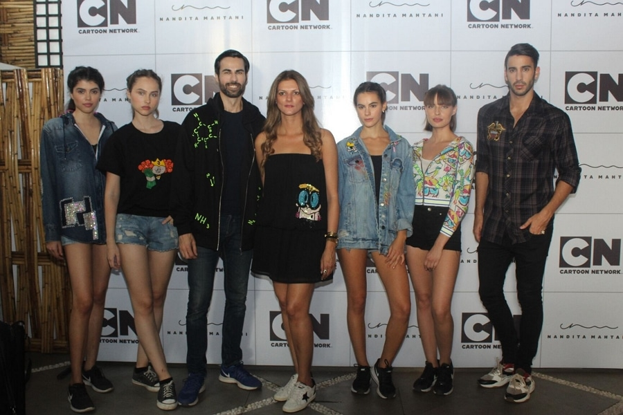 Cartoon Network Enterprises Partners With Nandita Mahtani To Launch Cartoon Network Inspired Collection