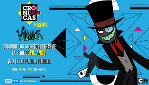 Cronicas Cartoon Villainous Special