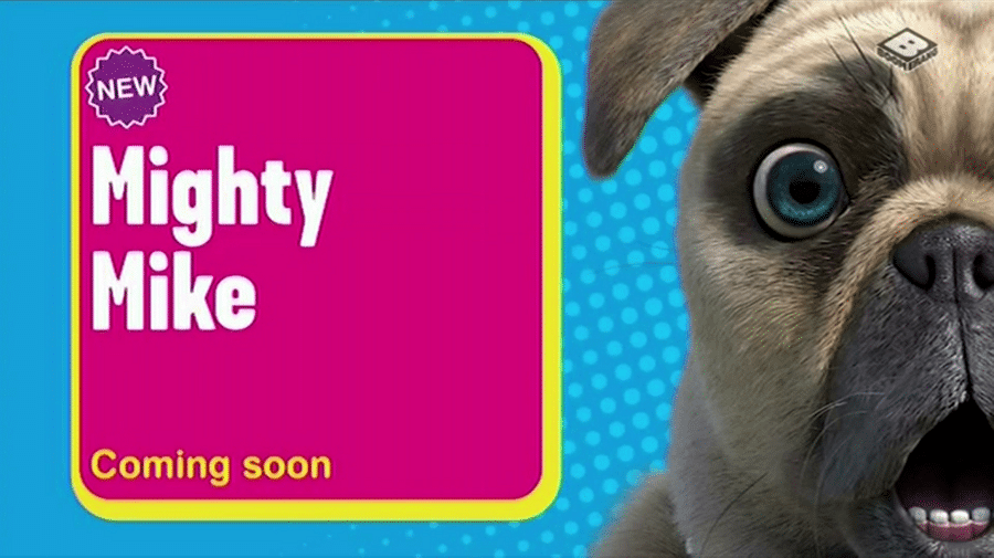 Boomerang UK New Show Mighty Mike Premieres 1st May
