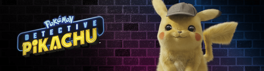 See Pokémon Detective Pikachu During Opening Weekend For A Chance To Get An Exclusive New Pokémon Detective Pikachu Trading Card