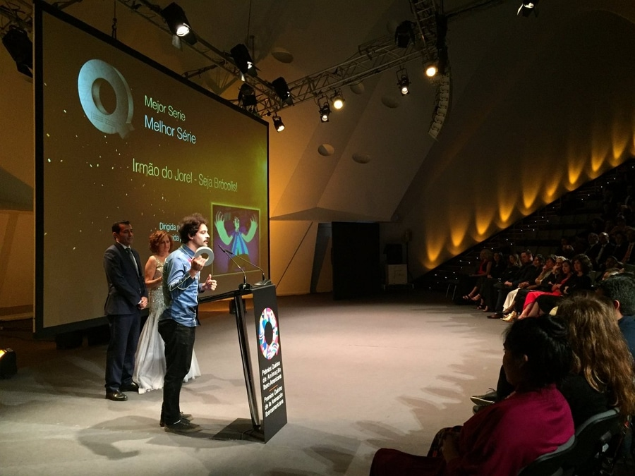 Cartoon Network Latin America's And Copa Studio's Jorel's Brother Wins Ibero-American Animation Quirino Award