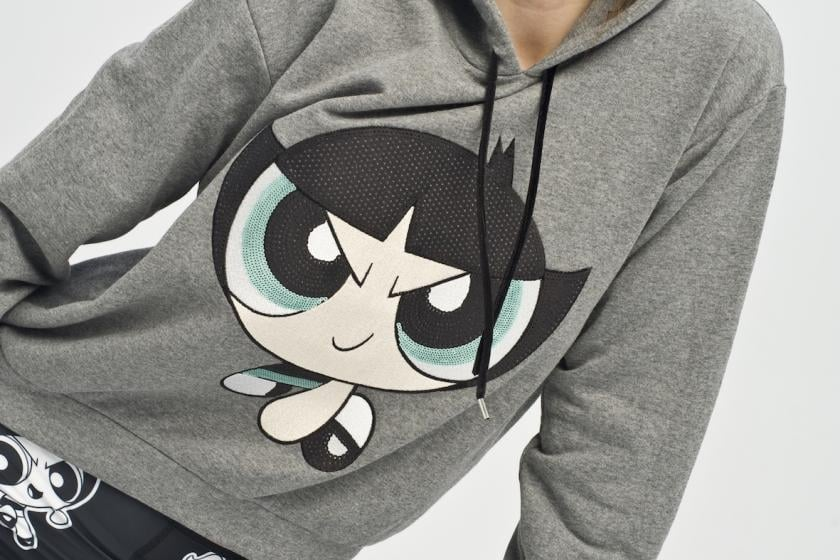 Polish Fashion Brand BIZUU Partners With Cartoon Network For Powerpuff Girls Sportswear