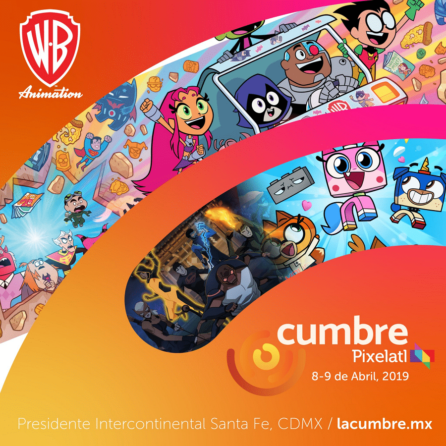 Cartoon Network, Warner Bros. Animation And Adult Swim At Pixelatl's La Cumbre Animation Summit 8th And 9th April